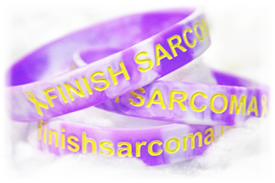 FINISH Sarcoma Bracelet