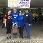 2017 FINISH Sarcoma Walk