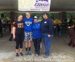 2016 Sarcoma Survivors