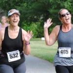 Jen's Fundraising Marathon