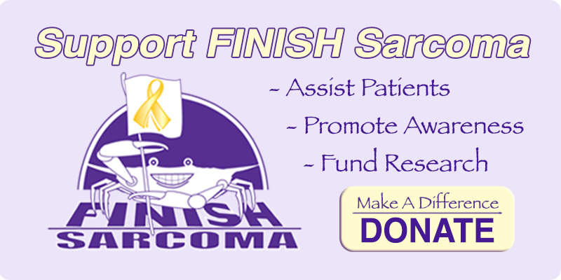 Support FINISH Sarcoma